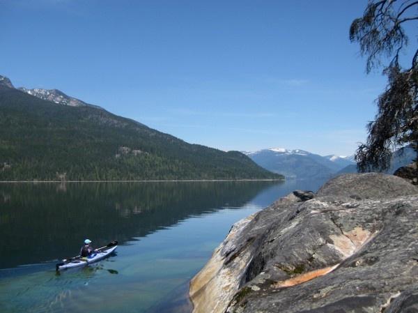 Slocan Valley, British Columbia, Canada ^at