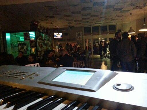 OperaQuinta & Gruppo vocale Banshees live 14.2.2015