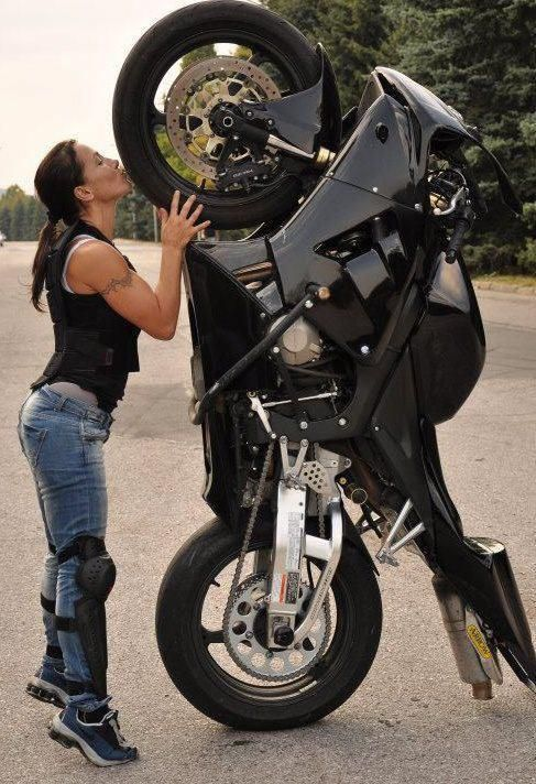 Love your bike!