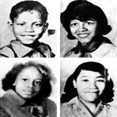 Martyrs remembered. Almost 50 years after their deaths, the House voted Wednesday to award the Congressional Gold Medal to four young girls killed in the 1963 bombing of the 16th Street Baptist Church in Birmingham, Ala., a seminal moment in the civil rights movement. http://sp.lc/ZltVU5 Southern Poverty Law Center