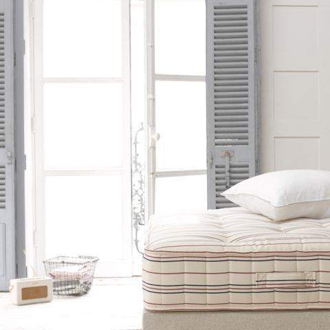 SPARE ROOM. Don't fancy splashing out on a mattress that only gets slept on once a month? Then the Spare Room mattress is a real life-saver. A reasonably-priced cloud machine that's still super-comfy and pleasing to even the choosiest of house guests. #BonjourBlighty #mattress