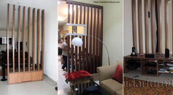 Partisi Ruangan Ide Dekorasi Rumah Desain Interior Dan