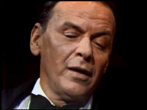 """Frank Sinatra - """"The Girl From Ipanema"""" (Concert Collection)- I love this mix with English and Spanish. Very nice."""