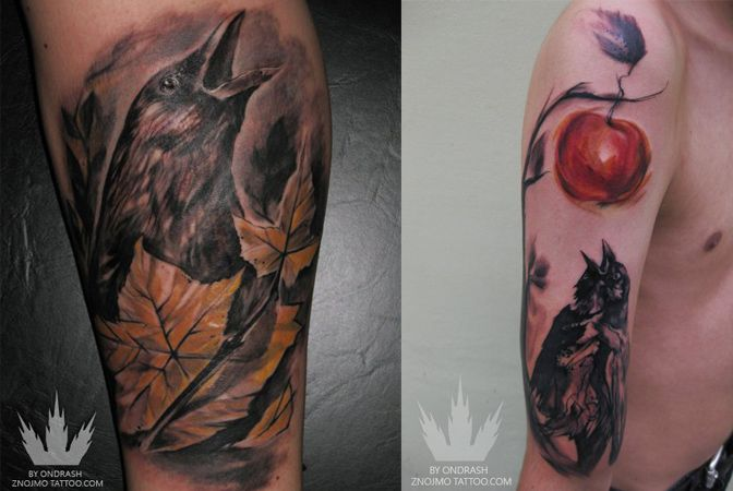 Ondrash tattoo tatoos pinterest for Higgins ink tattoo
