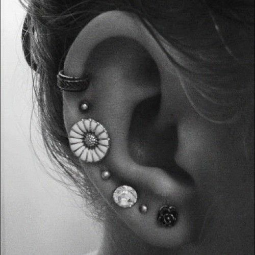 Ear Piercings Tumblr Ear piercings tumblr ear