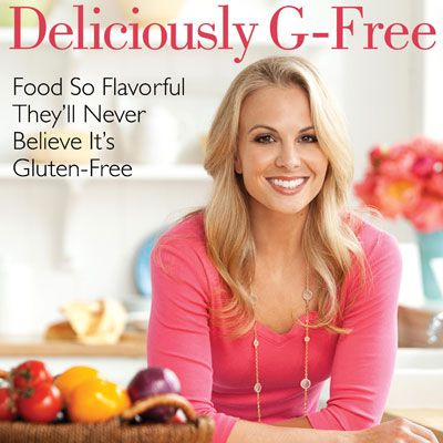 Elisabeth Hasselbeck Reveals How to Go Gluten-Free ... Deliciously: Flash:Elisabeth Hasselbeck brought celiac disease and her gluten-free lifestyle to the national limelight with her first book, The G-Free Diet. Now, The View co-host is back with Deliciously G-Free: Food So Flavorful They'll Never Believe It's Gluten-Free (in stores today!), which is packed with...