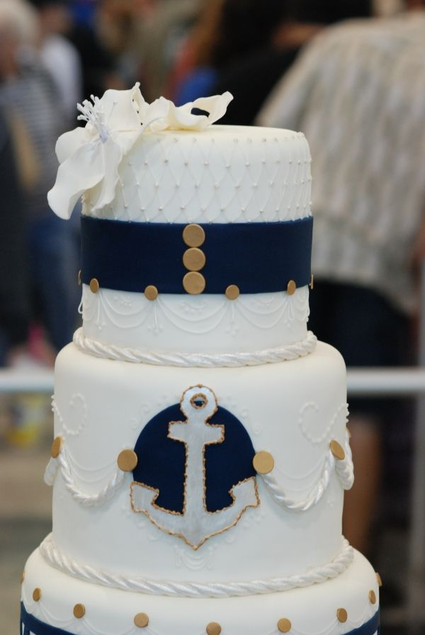 nautical wedding cake ideas 74 best nautical wedding ideas images on 17734