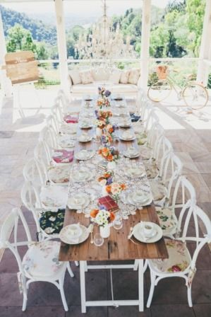 Dinner Tables | Lovebird Weddings