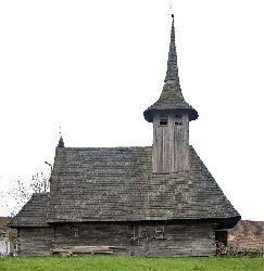 Biserica de lemn din Lazuri de Beius