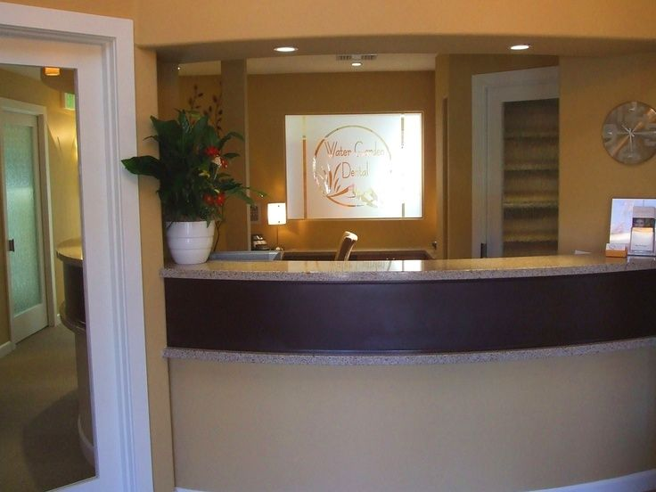 Image result for Doctors reception office ideas