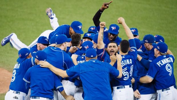The Blue Jays celebrated returning to the playoffs for the first time in 22 years and were two wins away from the World Series during the 2015 season. Toronto Blue Jays home opener sold out Tickets snapped up within 30 minutes. Feb 11, 2016.