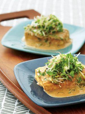 【ELLE a table】豆腐ステーキレシピ|エル・オンライン