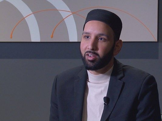 Sheikh Omar Suleiman has become a target of ISIS because of his inter-faith work but he is not afraid! More here: