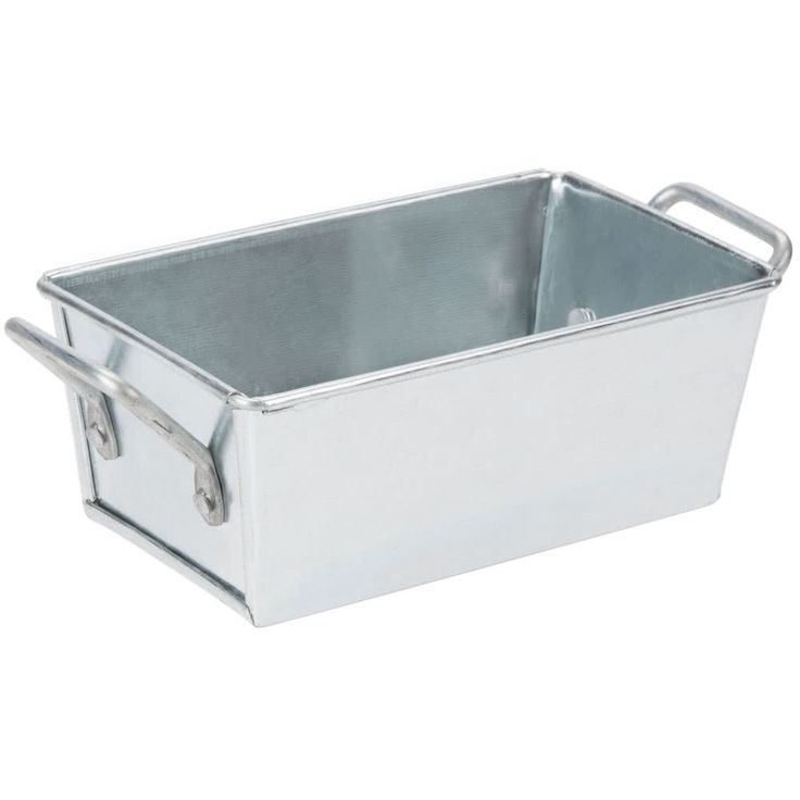 Have everything your customer needs at the ready with this American Metalcraft GSP35 galvanized sugar caddy. Use it to hold sugar packets for your guests' coffee and tea. Or, even use it to hold mustard, ketchup, and mayonnaise packets. Extremely versatile, this caddy is also stylish with its rustic, galvanized exterior. It will make a handy, convenient addition to any table setting.<br><br> <b><u>Overall Dimensions: </b></u> <br> Length...