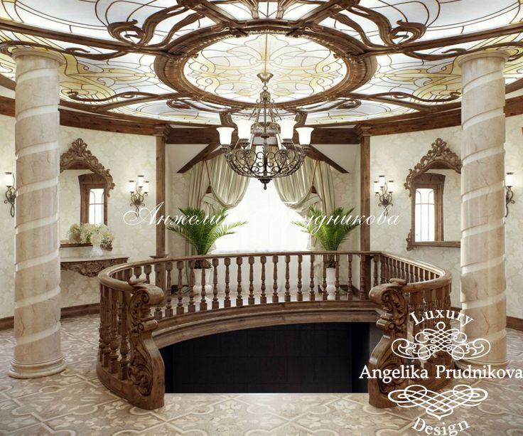 Дизайн дома в стиле модерн в Екатеринбурге - фото