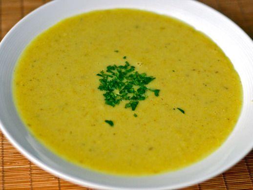 Dinner Tonight: Curried Celeriac Soup | Serious Eats : Recipes