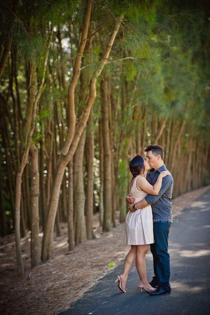 Bicentennial Park Pre Wedding