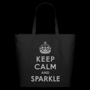 tote bags / Awesome custom tote bag mash-up of the #KeepCalm meme and #Twilight.