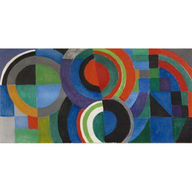 Sonia Delaunay - Rythme Couleur, 1964