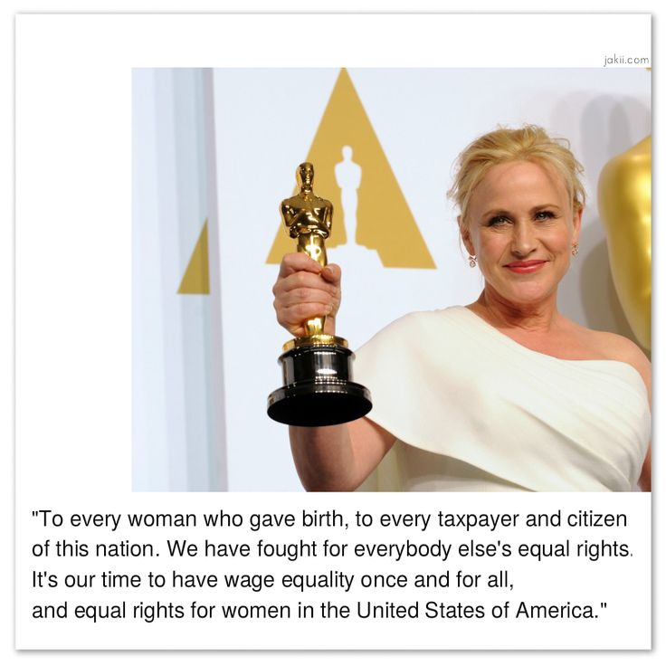 Congratulations Patricia Arquette for winning Best Supporting Actress for Boyhood. But most of all for giving a voice to all women. #JakiiShoes supports your courage. <3 #JakiiGoesToTheOSCARS #WomensRights #EqualWage #EqualRights