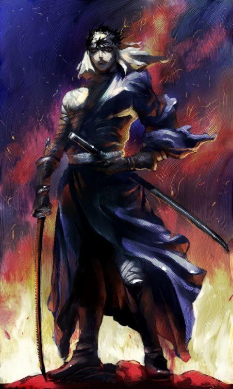 Rurouni Kenshin Makoto Shishio