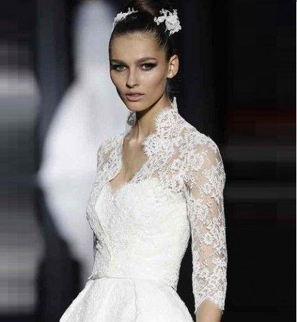 di sposa di gio | Gli abiti da sposa invernali di tendenza nel 2013