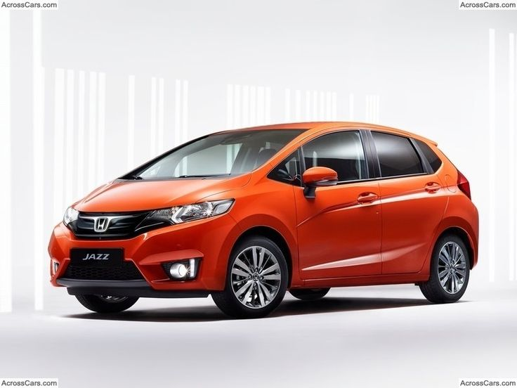 One All The More Little Car Nearing, The New 2016 Honda Jazz. The Honda Fit  And Honda Jazz Are Essentially The Same Car, Made For Diverse Markets, ...