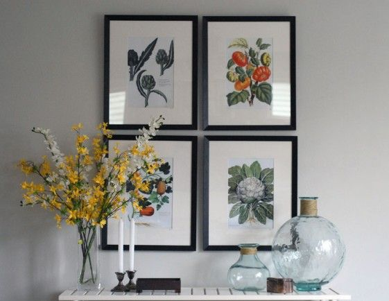58 best HOME: Dining Room Art Ideas images on Pinterest