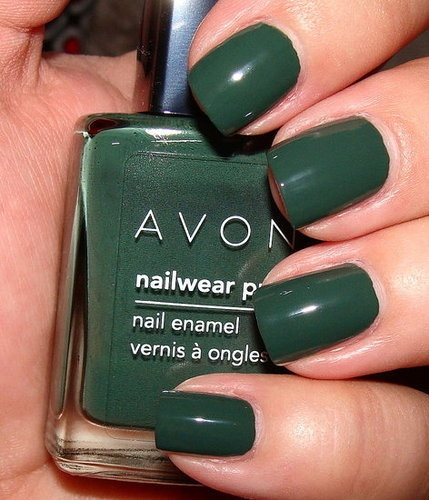 How To Make Olive Green Nail Polish: 8 Best Images About Avon Vs Others On Pinterest