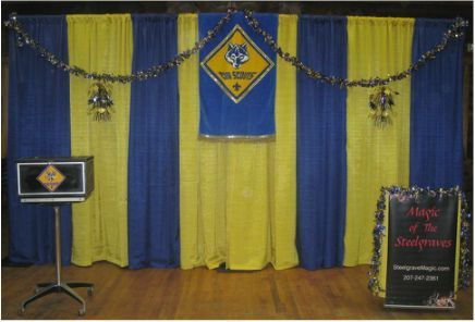 Blue And Gold Banquet Entertainment Amazing Magic Shows For Cub