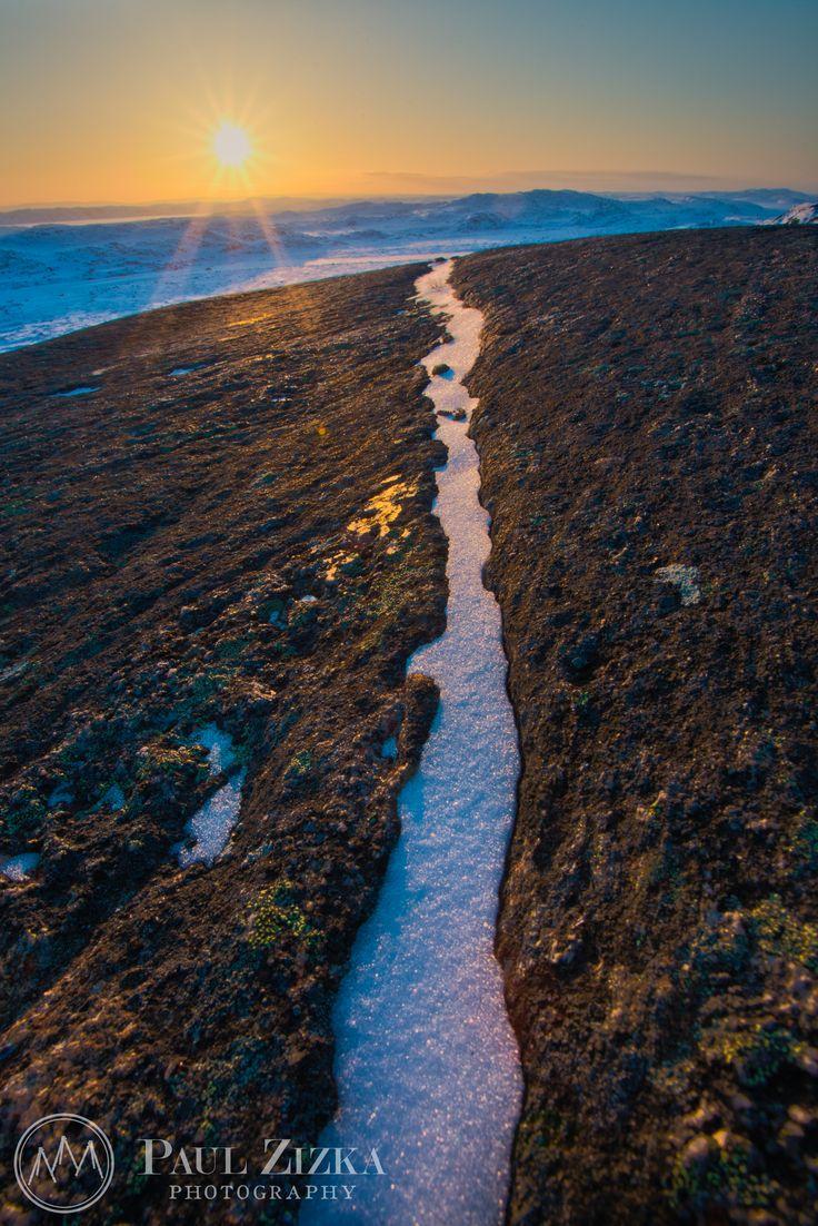 iqaluit nunavut landforms