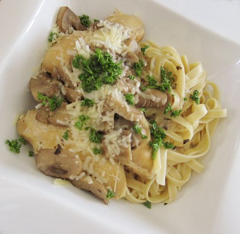 Chicken Marsala (Electric Pressure Cooker). This site has some interesting pressure cooker ideas. Peggy Under Pressure.