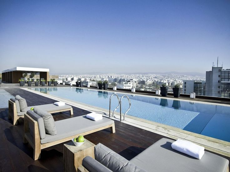 """Zeppos Georgiadi Architects designed the Met Hotel in Thessaloniki, Greece; while the """"Chan"""" restaurant inside the hotel was designed by Australian designer Andy Martin."""