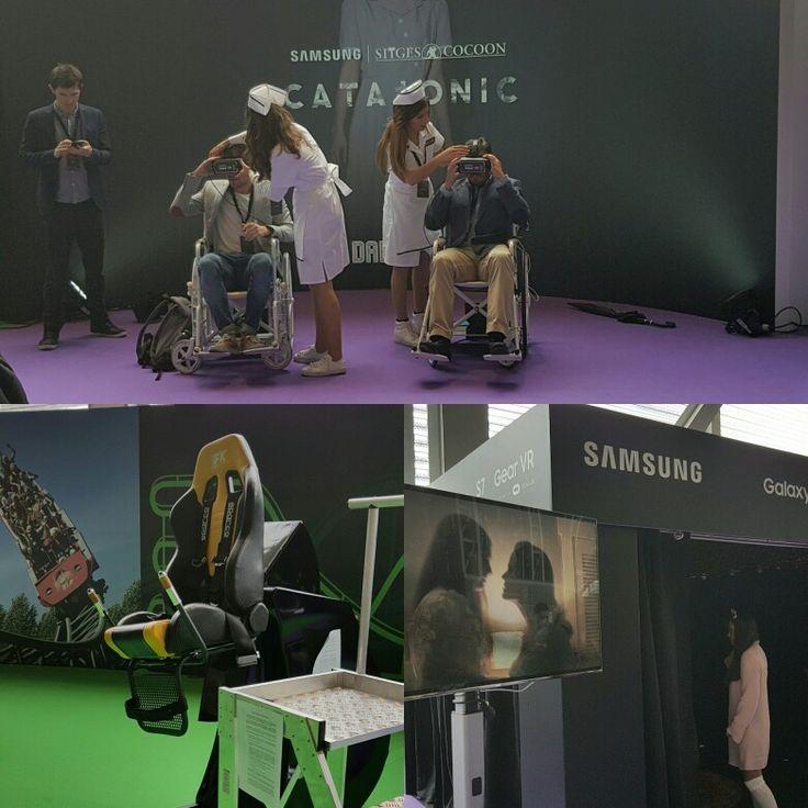 Samsung VR en el MadFunFest