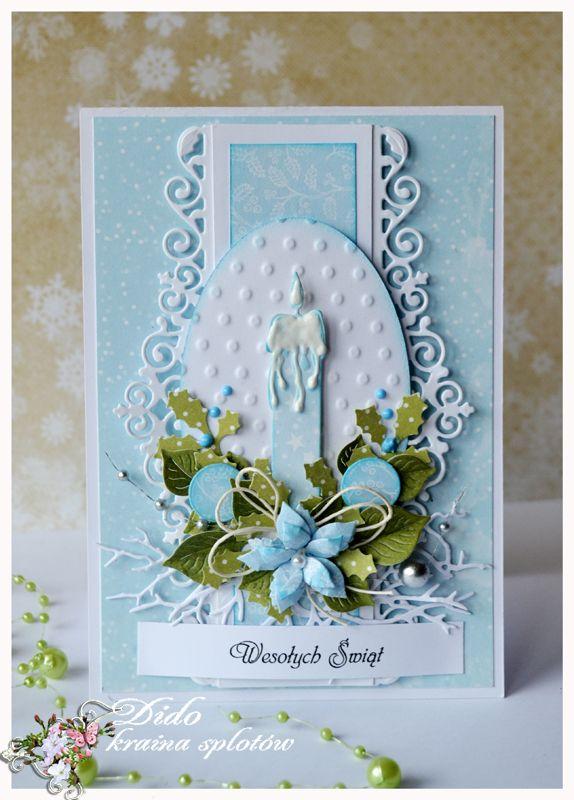 Kartki Witeczne Rcznie Robione KARTKI BOE NARODZENIE