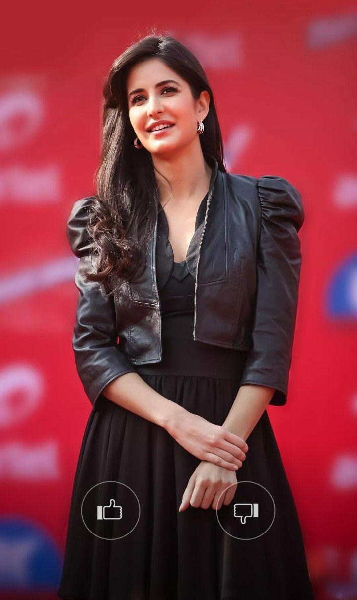 Pin By Ultra Instinct On Katrina Kaif Fashion Leather Jacket Katrina Kaif