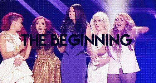 LM✨ | The Beginning✨