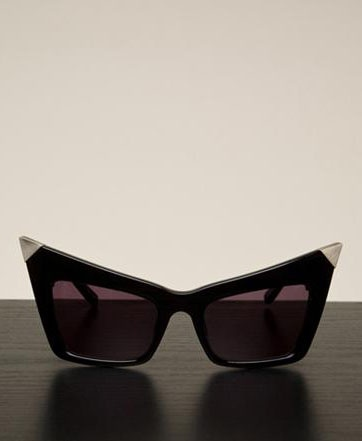 Vintage Cat Eye Sunglasses #Chicnova Fashion