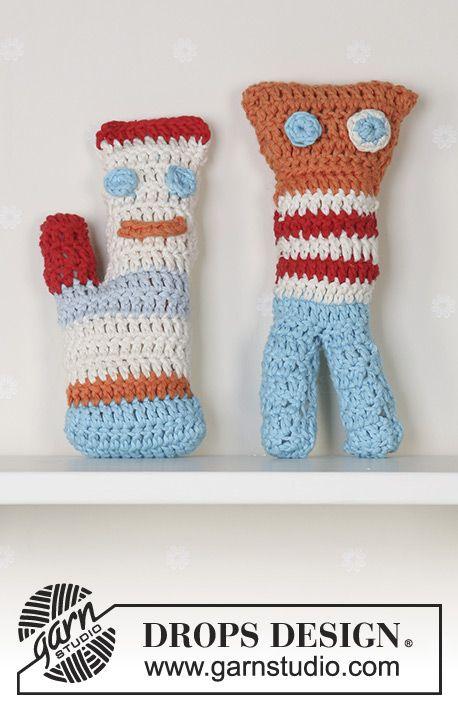 Catálogo DROPS Baby 13 - Patrones gratuitos de punto y ganchillo ...
