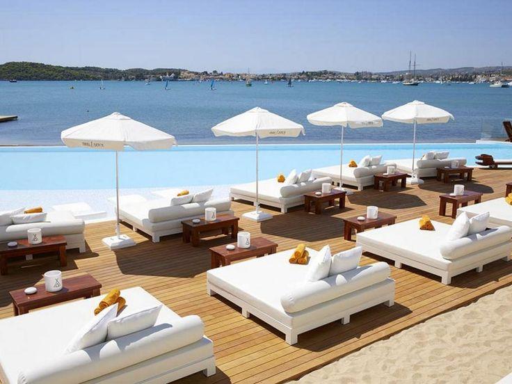 Отель Nikki Beach Resort & Spa Dubai 5* (Дубай. Отели на пляже). Туры в 2016…