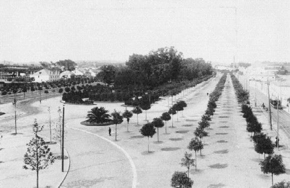 Jardim de Campo Grande, sem data