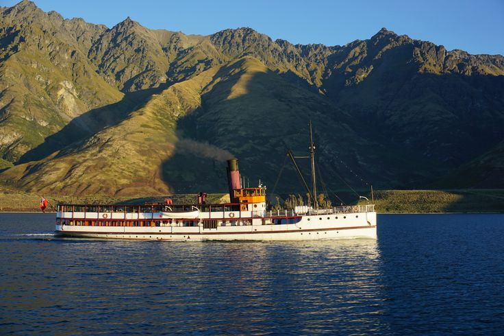 Queenstown's 'Lady of the Lake'