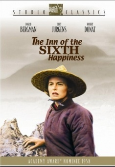 The Inn of the Sixth Happiness. The amazing true-life story of missionary Gladys Aylward, who lead 100 homeless children to safety across enemy-held terrain during Japan's invasion of China.