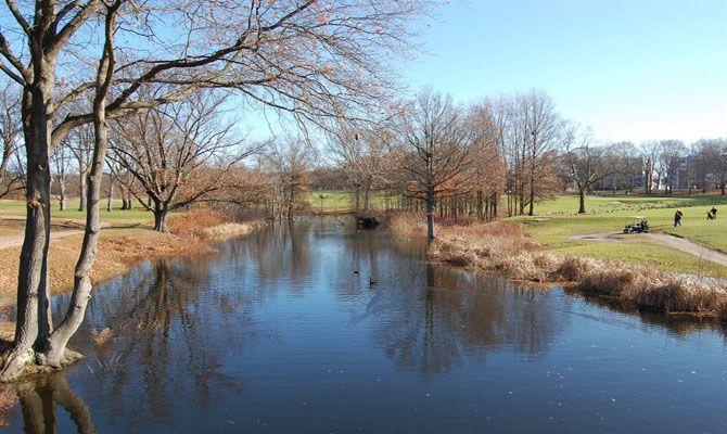 Jamaica Plain   Jamaica Pond Boston