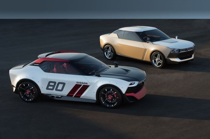 Nissan IDx Nismo and Freeflow, i would love, love, to have one of these bad boys.