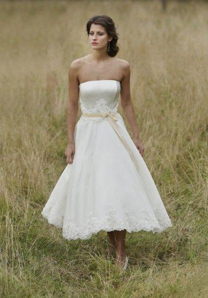 17 best wedding dresses images on Pinterest | Satin shorts, Short ...