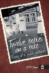 Twelve babies on a bike. Very good if you dream of being a midwife just like me