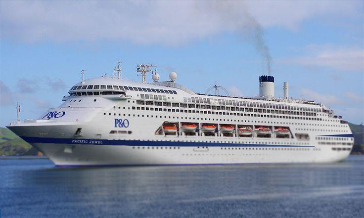 Southern Getaway Cruise J510 6 nt dep 2 Mar 2015 Pacific Jewel