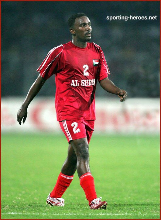 Omar Bakheit - Sudan - African Cup of Nations 2008