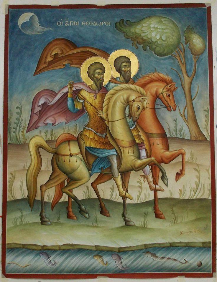 Αγ.Θεοδωροι-Sts. Theodores